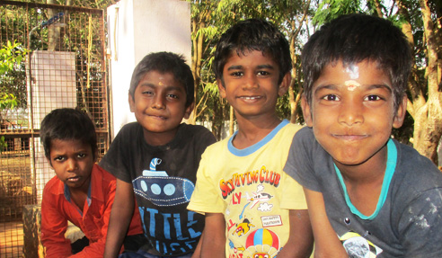 mentally challenged children Coimbatore